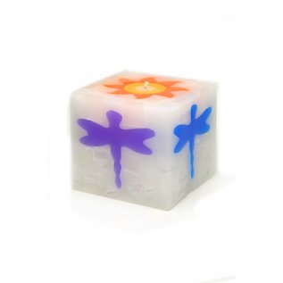 Cosmic Candles Square Candle