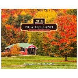Mahoney Publishing 2018 New England Calendar