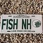 Commemorative Designs New Hampshire Souvenir License Plate