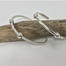American Bead Collection Sterling Silver Bracelet