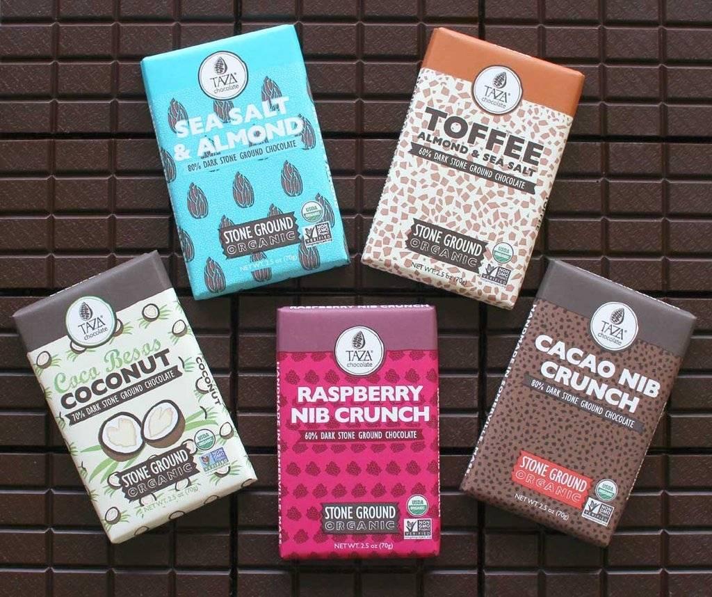 Taza Chocolate Amaze Bar - Marketplace New England, Inc