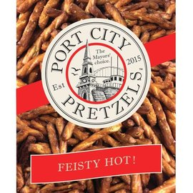 Port City Pretzels Port City Pretzels - Fiesty Hot 8 oz