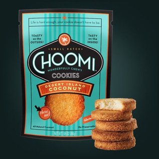 Choomi Desert Island Coconut Cookies