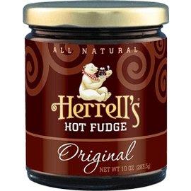 Herrell's Hot Fudge Sauce