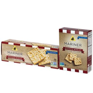 Mariner Biscuit Company Stone Wheat Crackers
