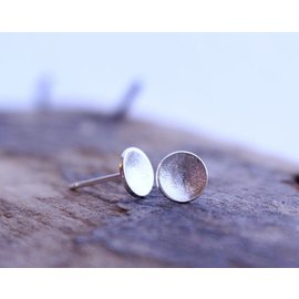 MoodiChic Jewelry Sterling Silver Stud Earrings