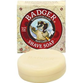 W.S. Badger Shave Soap