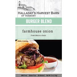 Halladay's Barn Farmhouse Onion Burger Blend Mix