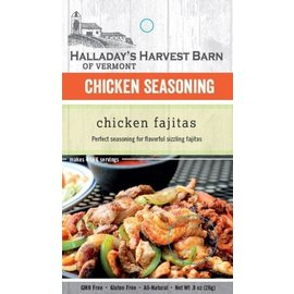 Halladay's Barn Chicken Fajitas Seasoning