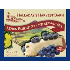 Halladay's Barn Lemon Blueberry Cheesecake Mix