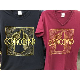 Sunny Days Screenprinting Concord Graphic Women's T-shirt
