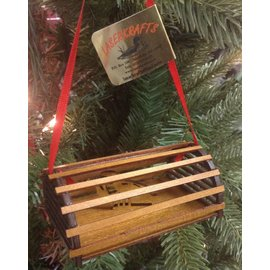 Laserkrafts Lobster Trap Ornament