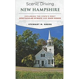 National Book Network Scenic Driving New Hampshire Book