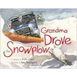 National Book Network Grandma Drove the Snowplow Book