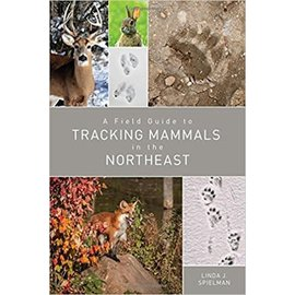 W W Norton & Company A Field Guide to Tracking Mammals in the Northeast