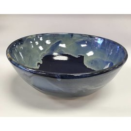 Rainmaker Pottery Deep Serving Bowl