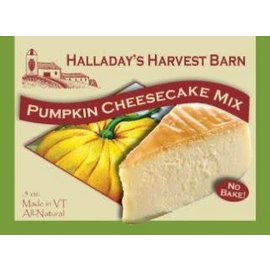 Halladay's Barn Pumpkin Cheesecake Mix