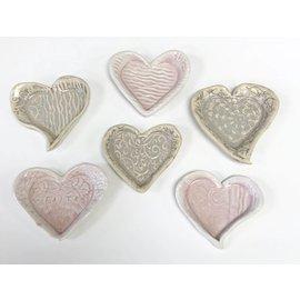 Tricia Eisner Pressed Plate Heart