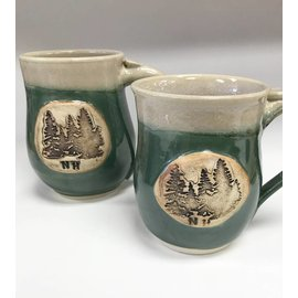 Tricia Eisner New Hampshire Ceramic Mug