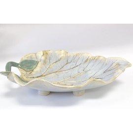 Tricia Eisner Leaf Bowl