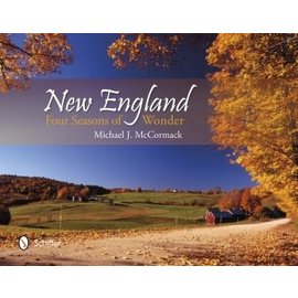Schiffer Publishing New England:  Four Seasons of Wonder Book
