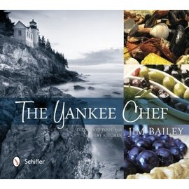 Schiffer Publishing The Yankee Chef: Feel Good Food for Every Kitchen Book