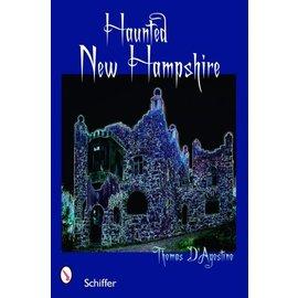 Schiffer Publishing Haunted New Hampshire Book