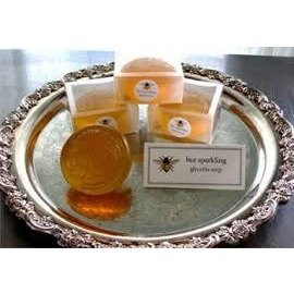 S. Formulators Bee Sparkling Glycerin Soap