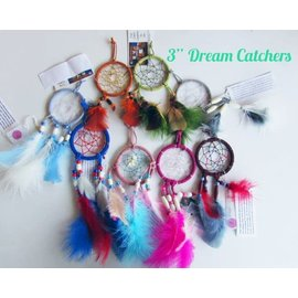 Log Cabin Leather by Jan Dream Catcher