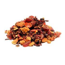 White Heron Tea Organic Cranberry Apple Ginger Tea - Loose