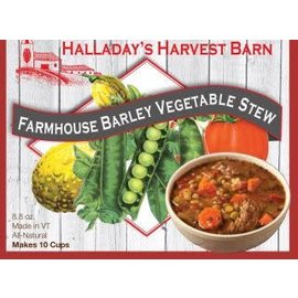 Halladay's Barn Farmhouse Barley Vegetable Stew Mix