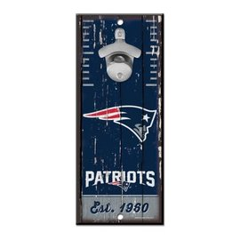 Wincraft Patriots Bottle Opener
