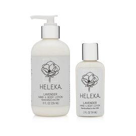 Heleka Companies LLC Heleka Hand and Body Lotion 8 oz