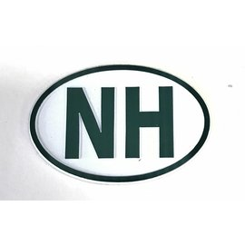 Eastern Illustrating New Hampshire Rubber Magnet