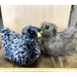 Terra Basics Stuffed Chickens