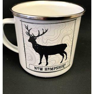 The Traveled Lane Camp Mug
