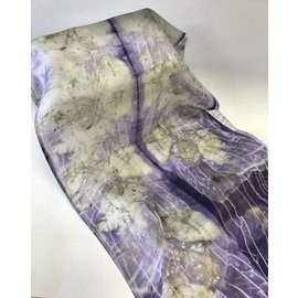 DSigns by DS Eco Dyed Silk Scarf