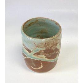 Lorraine Bauman Pottery Juice Tumbler