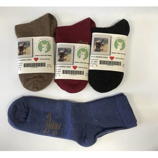 Nodrog Farms Alpaca Socks