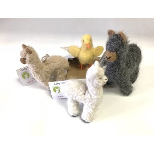 Nodrog Farms Needle Felted Animals