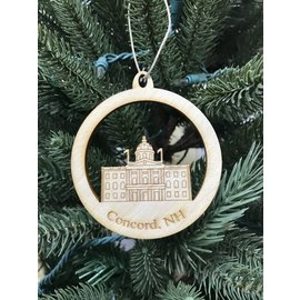 InGENEius New Hampshire State House Ornament