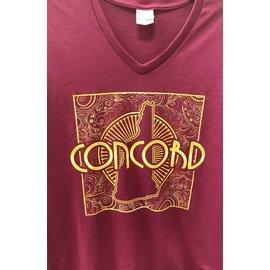 Sunny Days Screenprinting Concord NH Art Nouveau Women's T-shirt