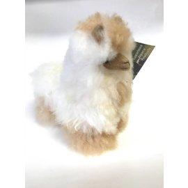 """Nodrog Farms Stuffed Alpaca - 7"""""""