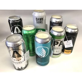 Granite State Candles Craft Beer Can Candles