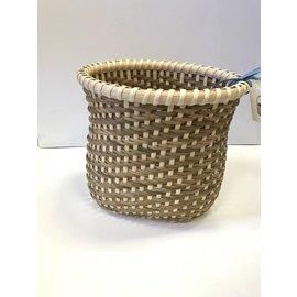 Jan Hoadley Twill Vase Woven Basket