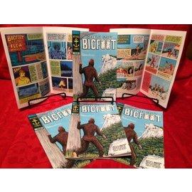 Mitchell Comics Bigfoot Comic Book