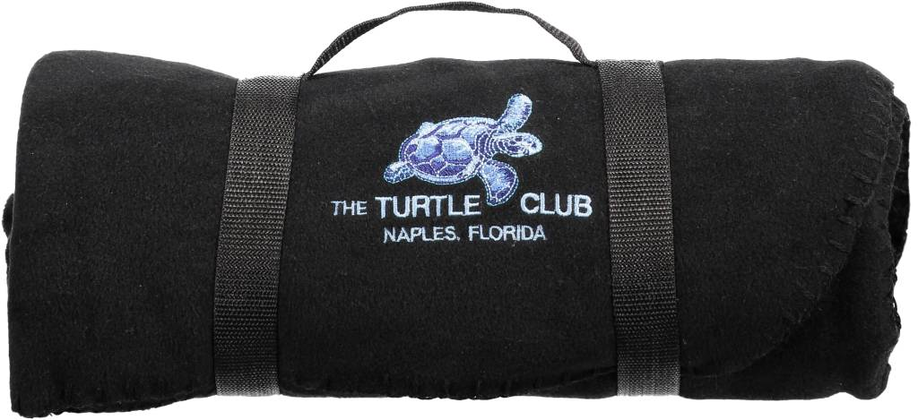 Turtle Club Roll-Up Blanket