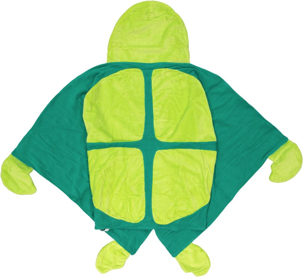 Hooded Turtle Towel