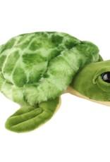 Green Plush Sea Turtle