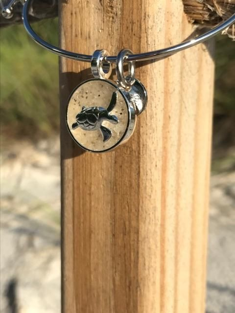 Turtle Club Beach Bangle